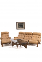 Noorse Rybo lounge set